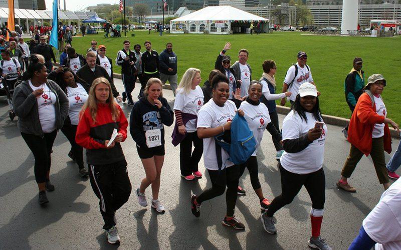 Hunger Nework Cleveland Run Walk